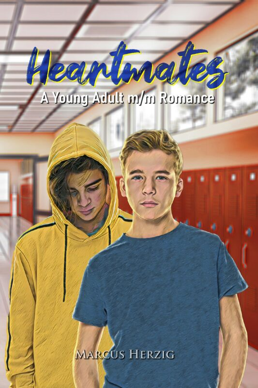 Heartmates – A Young Adult m/m Romance
